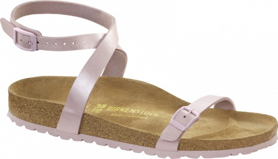 Birkenstock Sandale Daloa BF graceful rosa Gr. 35 - 43 026283 - Vorschau