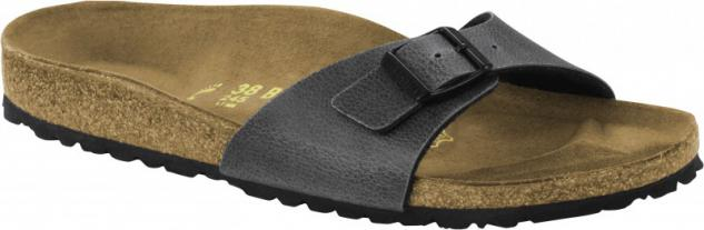 Birkenstock Madrid BF pull up anthracite Gr. 35 - 46 - 1000341
