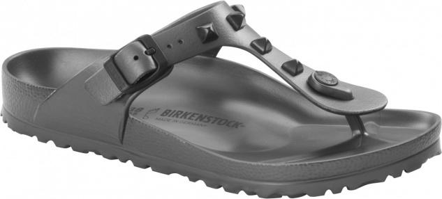 Birkenstock Pantolette Badeschuh Gizeh studded anthracite EVA Gr. 36 - 43 1007068 - Vorschau