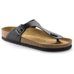Birkenstock Zehensteg Sandale Gizeh BF graceful licorice - Gr. 35 - 43 - 541951