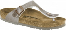 Birkenstock Zehensteg Sandale Gizeh BF animal fascination mud - Gr. 35 - 43 - 1006657
