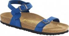 Birkenstock Sandale Pali blue Nubukleder Gr. 35 - 43 024733