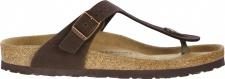Birkenstock Zehensteg Sandale Gizeh cocoa brown, MF, Gr. 35 - 44 847671