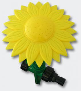 Blumenregner Rasensprenger Sprinkler Blume Spiel Garten Bewässerung