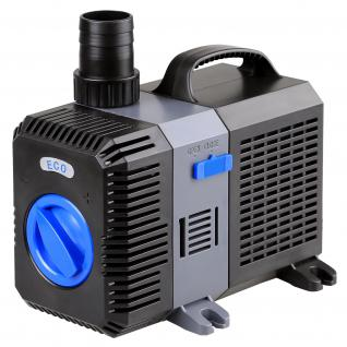 SunSun CTP-6000 SuperEco Teichpumpe Bachlaufpumpe Teich 6000l/h 40W