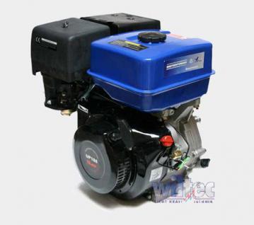 Unitedpower 190 Benzinmotor 10, 3kW (14PS) 25mm Handstart Kartmotor