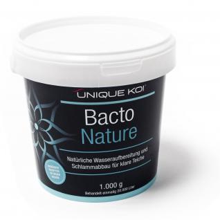 Unique Koi Bacto Nature 1000 g für 20000 l Teichwasser