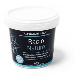Unique Koi Bacto Nature 500 g für 10000 l Teichwasser