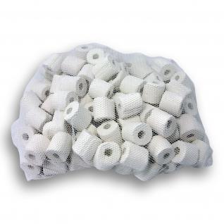 0, 5kg Keramik Ringe zur Besiedlung durch nitrifizierende Bakterien