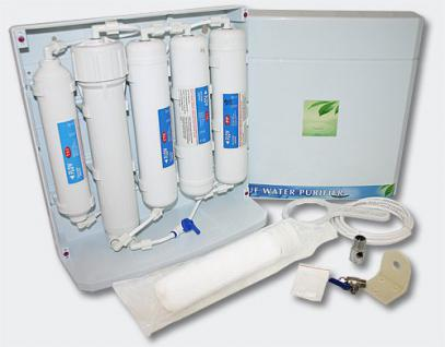 Naturewater NW-UF-BX1 5-stufige Ultrafilter-Anlage 2000l/Tag