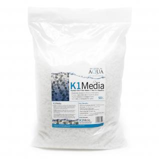 Unique Koi K1 Media 50L 4Stege Moving-Bed Filtermedium Filtermaterial