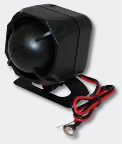 akustische 2 ton sirene 20w 115db us ambulanz und us police signal kaufen bei wiltec. Black Bedroom Furniture Sets. Home Design Ideas