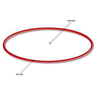 SunSun Ersatzteil Filterpumpe CUF-2500/5000/6000 60*3.1 O-Ring