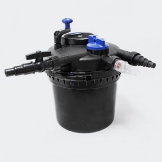 SunSun CPF-5000 Druckteichfilter UVC 11W bis 8000l Teiche