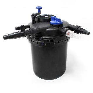 SunSun CPF-10000 Druckteichfilter UVC 11W bis 12000l Teiche