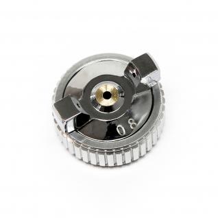 Düsen Schutzkappe für Lackierpistole H2000P Ø 0, 8 mm