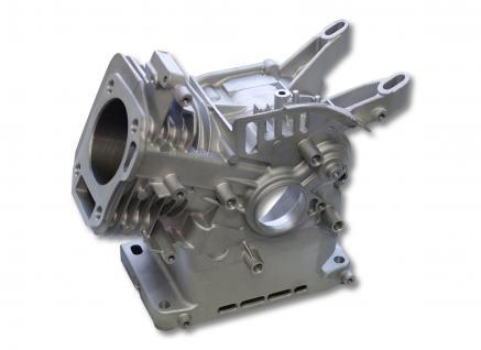 Ersatzteil Benzinmotor Motorblock für 6, 5 PS