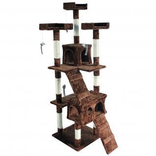 katzen kratzbaum katzenbaum g nstig online kaufen yatego. Black Bedroom Furniture Sets. Home Design Ideas