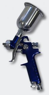 HVLP Lackierpistole Spritzpistole Sprühpistole H2000G 0, 8 mm Düse