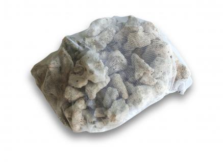 0, 5kg Korallensand sehr grob Besiedlung nitrifizierender Bakterien