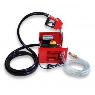Bio Dieselpumpe Heizölpumpe selbstansaugend 230V/550W 50l/min Pistole
