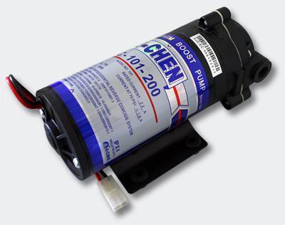 Naturewater Booster Pumpe 200 GPD NW-RO400-E2 E-CHEN 200G