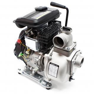 """LIFAN Benzin Wasserpumpe 15m³/h 20m 1.4kW (1.9PS) 50mm (2"""") Pumpe"""