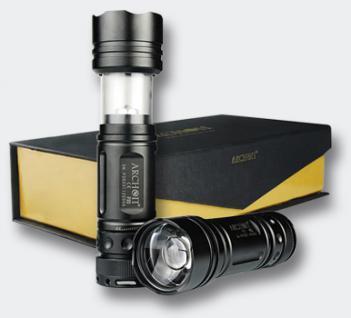 Archon P30 LED Campinglampe, Outdoorlampe, Zeltleuchte