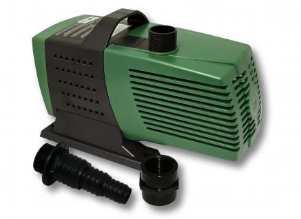Jebao SP-8000 Eco Teichpumpe Energiespar Filterpumpe 8000l/h 125W