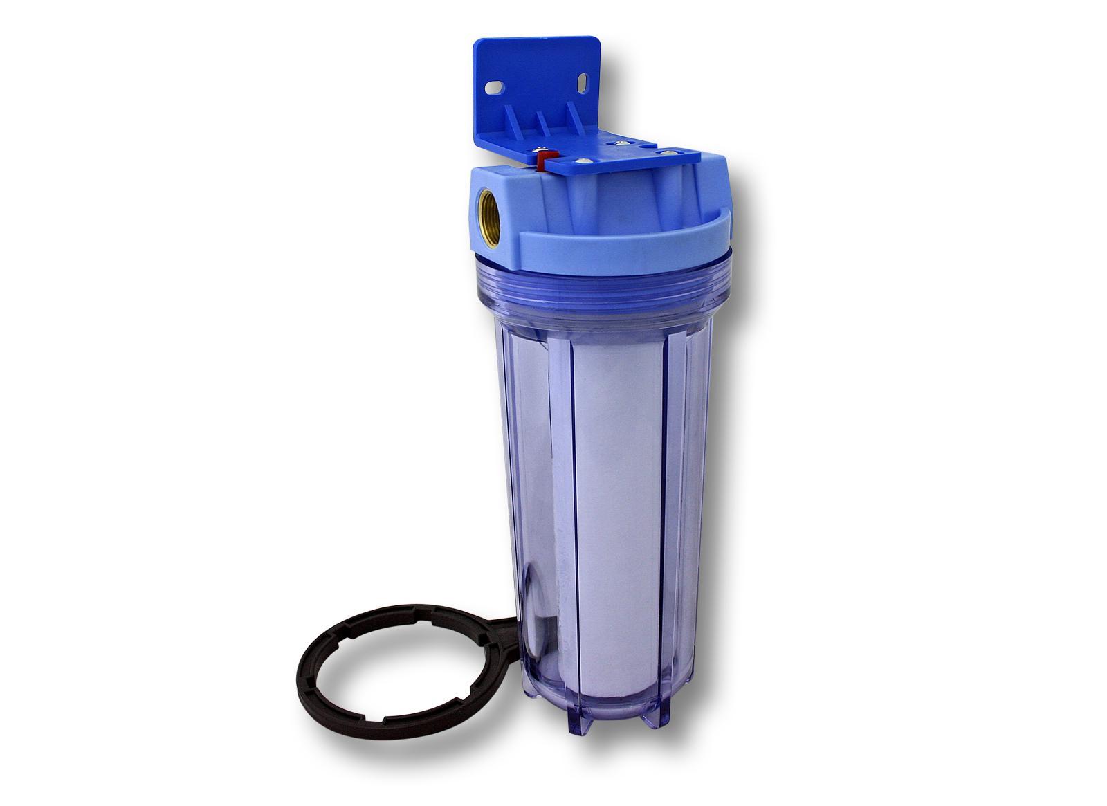 naturewater 3 4 zoll 19 05mm 1 stufiger wasserfilter kaufen bei wiltec wildanger technik gmbh. Black Bedroom Furniture Sets. Home Design Ideas