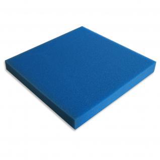 Schaumstoffmatte 100x100x5cm fein 30ppi für Teichfilter Aquarienfilter