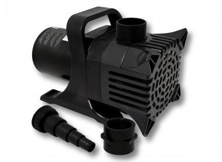 Jebao EGP-18000 Eco Teichpumpe Energiespar Bachlaufpumpe 18000l/h 220W