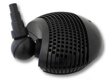 SunSun CFP8000 ECO Teichpumpe Bachlaufpumpe Filterpumpe 8000l/h 70W