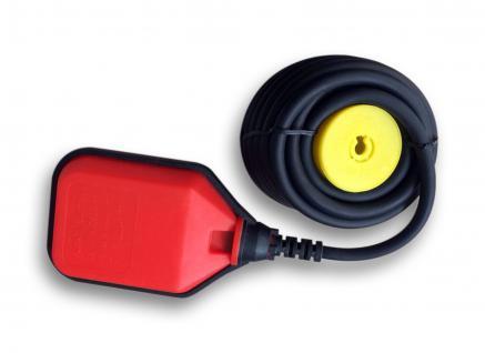 Schwimmerschalter Pegelschalter Wechselschalter Kabel:5m 250V 16A