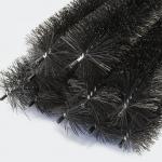 12m Dachrinnenbürste 120 cm, Ø 10, 5 cm, Laubschutz Marderschutz 10 Stü