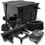 SunSun Filter 60000l 24W UVC NEO8000 70W Schlauch Skimmer Springbrunne