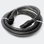 """Mèrlett 22mm Spiralsaugschlauch-Garnitur AG/IG 32.89 mm (1"""") - 4 m"""