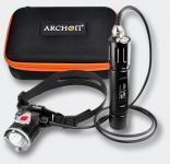 Archon Cree LED Profi Tanklampe Taschenlampe 1000 Lm