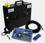 Einsteiger Airbrush Kompressor Set mit 1 Airbrushpistole AS196A