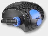 3-Kammer Filter Set 90000l 36W UVC 3er-Klärer NEO10000 80W Pumpe Skimmer