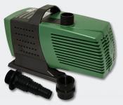 Jebao SP-6000 Eco Teichpumpe Energiespar Filterpumpe 6000l/h 95W