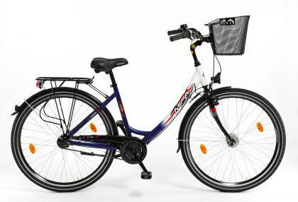 City ALU Fahrrad Nexus 7-Gang Rad 28 Zoll - Vorschau 1