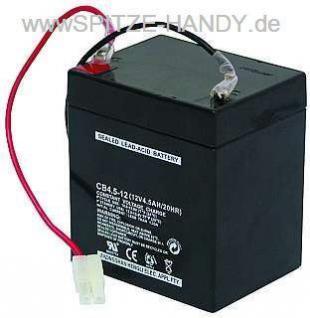 Gel Spezial AKKU 12V-9, 5Ah Elektro Roller Batterie