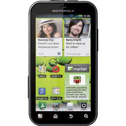 Motorola Touch Smartphone 3,7- 5 MP Kamera, Android