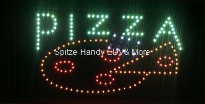 PIZZA LED Leucht reklame Display Werbung tafel - Vorschau 2