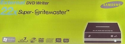 Samsung WriteMaster externer DVD-+ RW Brenner - Vorschau 1