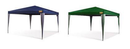 Klapp-Pavillon 3x4m Party-Faltzelt WASSERDICHT