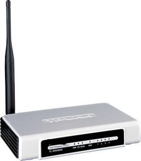 Wirless W-LAN Router+ 150Mbps+ Schraub- Antenne