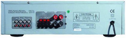 HiFi 5-Kanal Stereo Komponenten VERSTÄRKER - Vorschau 2