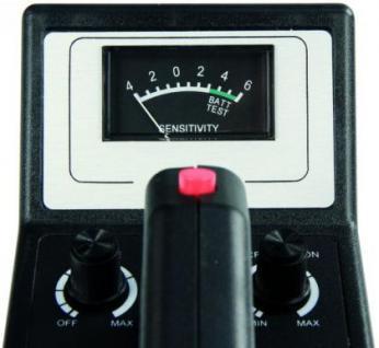Metall Detektor mit Analog display Boden finder - Vorschau 2